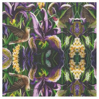 Kolibri-Träume Stoff