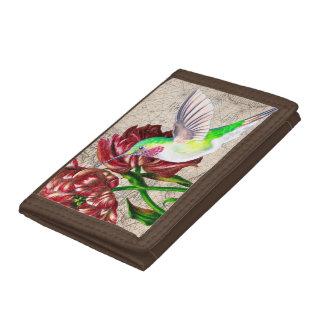 Kolibri-Tulpe-Karte