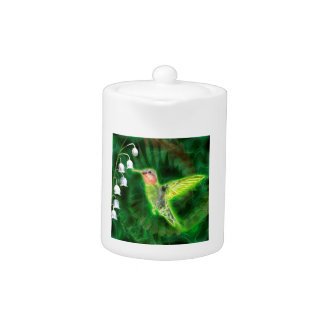 Kolibri-und Lilien-Fraktal