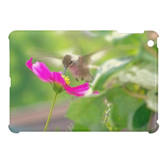Kolibri-Vogel-BlumenBlumen iPad Minifall iPad Mini Hülle