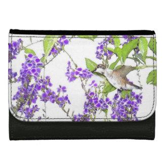Kolibri-Vogel-Tier-Blumen-Tier mit Blumen