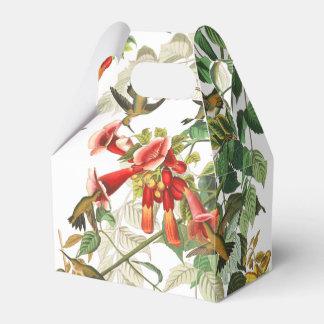 Kolibri-Vogel-Tier-Blumenbevorzugungs-Kasten Geschenkschachtel