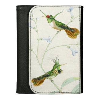 Kolibri-Vogel-Tier-Tier-Blumen mit Blumen