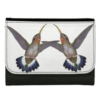 Kolibri-Vogel-Tier-Tier-Geldbörse