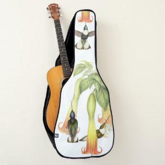 Kolibri-Vogel-weicher Gitarren-Taschen-Mit Gitarrentasche