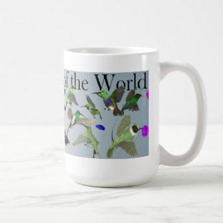 Kolibris des Amerikas Kaffeetasse