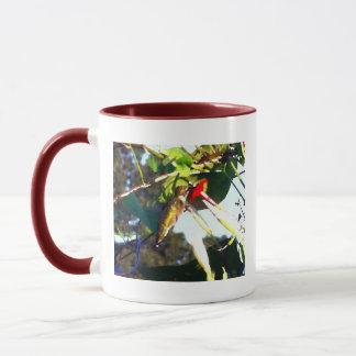 Kolibris Tasse
