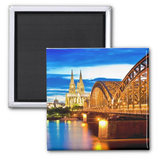 Köln 01A Quadratischer Magnet