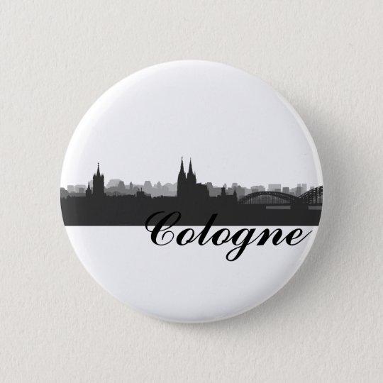 Köln Button / Anstecker / Pin