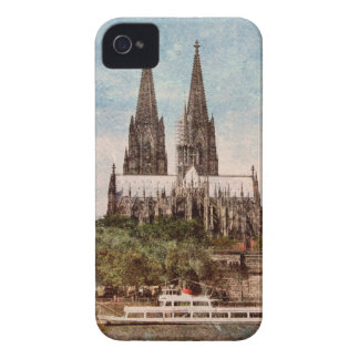 Kölner Dom iPhone 4 Case-Mate Hülle