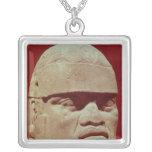 Kolossaler Kopf, Olmec Halskette