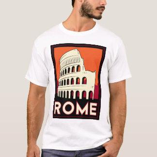 Kolosseum-Europas Roms Italien Vintage retro Reise T-Shirt