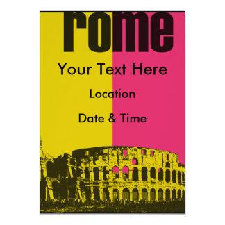 Kolosseum in Rom Karte