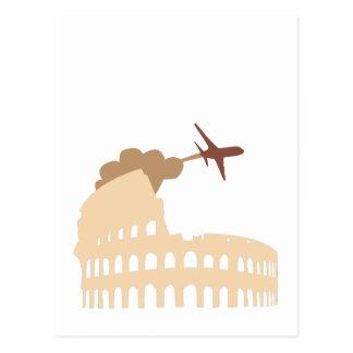 Kolosseum Postkarte