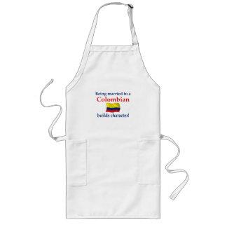 Kolumbianischer Gestalt-Charakter Lange Schürze