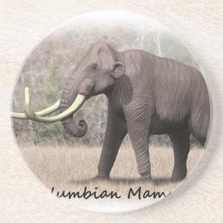 Kolumbianisches Mammut Untersetzer