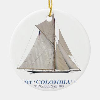 Kolumbien 1899 keramik ornament