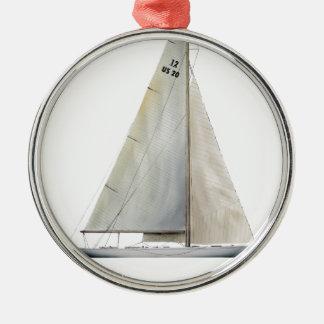 Kolumbien 1958 silbernes ornament