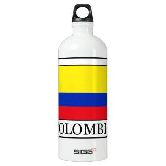 Kolumbien Aluminiumwasserflasche