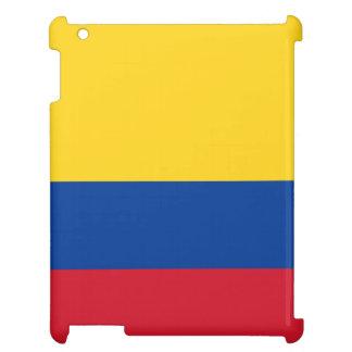 Kolumbien-Flagge iPad Hülle