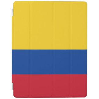 Kolumbien-Flagge iPad intelligente Abdeckung iPad Smart Cover
