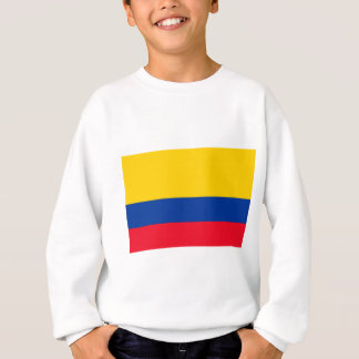 Kolumbien-Flagge Sweatshirt