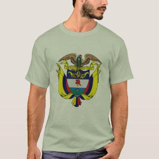 Kolumbien-Wappen T - Shirt
