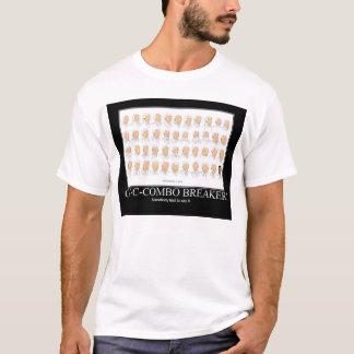 kombinierter Unterbrecher Obama motivierend T-Shirt