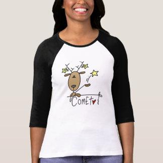 Kometen-Ren-Weihnachtst-shirts und -geschenke T-Shirt