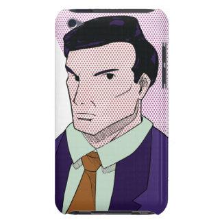 Komischer Mann iPod Case-Mate Hüllen