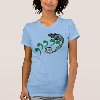 Komma-Chamäleon T-Shirt