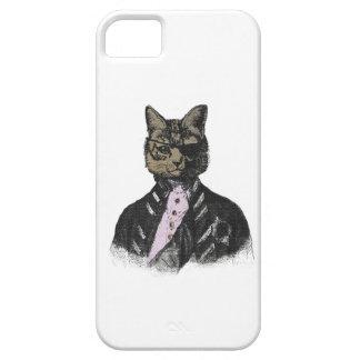 Kommandant Cat iPhone 5 Hüllen