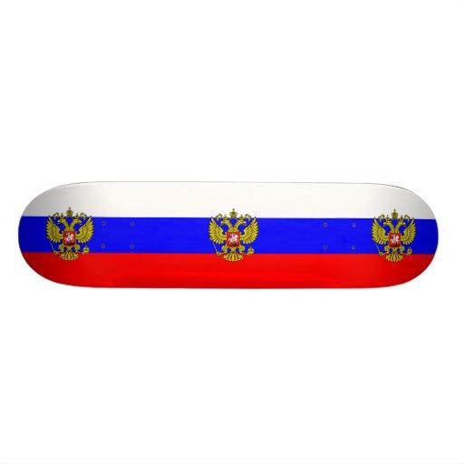 Kommandant - herein - Leiter von Russland, Russlan Skateboard Deck