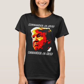 Kommandant-in-Leid T-Shirt