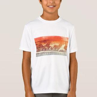 Kommen und die Weise vorwärts als erfolgreiches T-Shirt