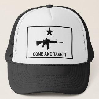 Kommt es AR-15 nehmen Truckerkappe