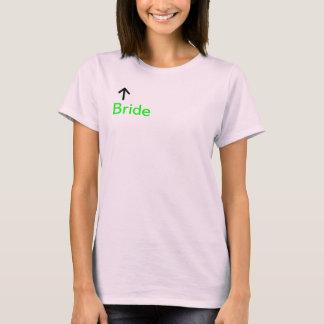 Kommt hier die Braut T-Shirt