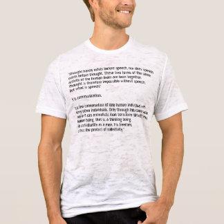 Kommunikation T-Shirt