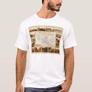 Kommunikation und Transport von Mexiko T-Shirt