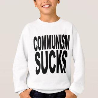 Kommunismus ist zum Kotzen Sweatshirt