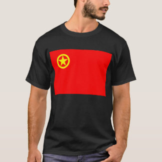 KOMMUNISTISCHE CHINA-FLAGGE T-Shirt