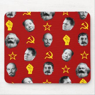 Kommunistische Führer Mousepad