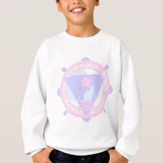 Kommunistische Hexe Alliance Sweatshirt