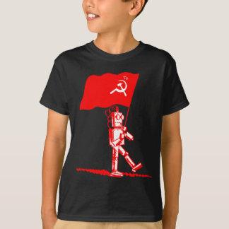 Kommunistischer Roboter T-Shirt