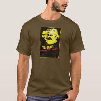 Kommunistisches Manifest Karl Marx und Friedrich T-Shirt