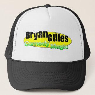 Komödien-magischer Fernlastfahrer-Hut Bryan Gilles Truckerkappe