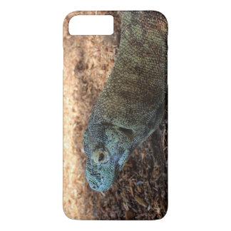 Komodo Drache-Telefon-Kasten iPhone 8 Plus/7 Plus Hülle