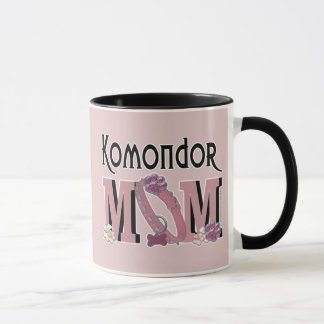 Komondor MAMMA Tasse