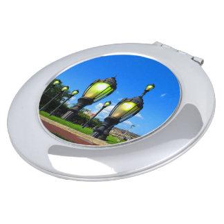 Kompakte Spiegellampen-Lampen gardenlamps Schminkspiegel