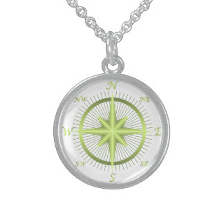 Kompass Halsketten